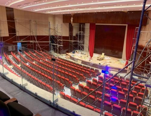 M.O.E Auditorium